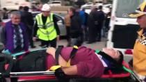 GÜNDOĞDU - Düzce'de Trafik Kazası Açıklaması 5 Yaralı