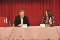 MARMARA ÜNIVERSITESI - Elazığ'da'ekonomik Gelişmeler Ve Risk Yönetimi Stratejileri' Paneli