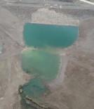Elazığ'da Sarıcan Barajı Tamamlandı, Tatar Barajında Su Tutuldu