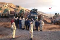 EMEKLİ ALBAY - Eski Komandolar, Görev Yaptıkları Tendürek'te 20 Yıl Sonra Buluştular