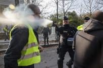 İÇIŞLERI BAKANLıĞı - Fransa'daki Protestolarda 52 Gözaltı
