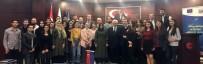 GAZIANTEP TICARET ODASı - GAÜN Öğrencileri Küresel Dönüşüm Paneline Katıldı