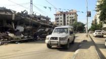 ROKET SALDIRISI - Gazze'de 3 Yıldır Kurulan Hayaller Birkaç Saniyede Yıkıldı