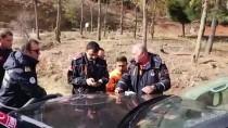 HASAN KARAHAN - GÜNCELLEME - Denizli'de Eğitim Uçağı Düştü