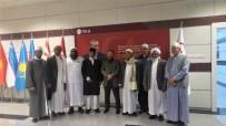 GÜNEY AFRIKA CUMHURIYETI - Güney Afrika Cumhuriyeti İslam Fıkıh Konseyi'nden Türkiye'ye Ziyaret