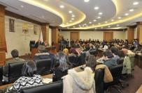 İBRAHIM HALıCı - İngiltere Büyükelçisi Chillcott SÜ'de Söyleşi Yaptı