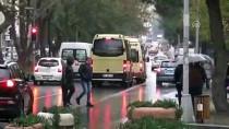 FATIH SULTAN MEHMET KÖPRÜSÜ - İstanbul'da Sağanak Etkili Oluyor