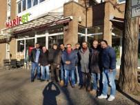 BOSTANCı - Karabüklü Gurbetçiler Kahvaltıda Bir Araya Geldi