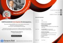TİCARET BAKANLIĞI - Kobi Toplantısı Cem Seymen'in Moderatörlüğünde GTO'da Yapılacak