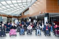 REHABILITASYON - Malatya'da Engellilere Tekerlekli Sandalye