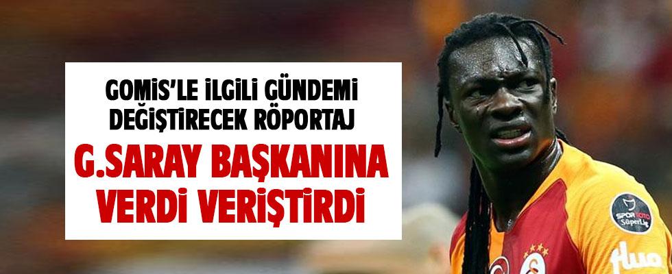 Menajeri konuştu... Gomis Fenerbahçe'ye mi transfer olacak?