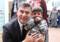 PAZARCI ESNAFI - MHP Adayı Ümmet Akın'dan Koçarlı'ya Kapalı Pazar Yeri Sözü