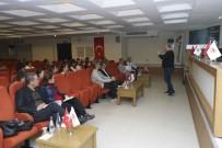 E-TİCARET - MTSO'da E-Ticaret Ve E İhracat Eğitimi Verildi