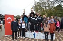 PELITÖZÜ - Okul Spor Müsabakaları Start Aldı
