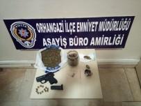 UYUŞTURUCU TİCARETİ - Orhangazi'de Uyuşturucu Baskını