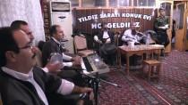 KAZANCı BEDIH - Şanlıurfa'da Eğlencenin Adı 'Sıra Gecesi'