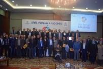 HASAN YILMAZ - STK Akademisi Öğrencileri Sertifikalarını Törenle Aldı