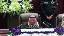 BALİSTİK FÜZE - Suudi Arabistan Kralı, Kaşıkçı Cinayetinden Sonra İlk Kez Kamera Karşısında