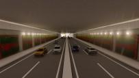 RAYLI SİSTEM - Terminal Kavşağı'ndaki Katlı Kavşak Çalışmaları Hızla İlerliyor