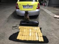 NARKOTIK - Ticari Taksinin LPG Deposunda 24 Kilo Eroin Ele Geçirildi