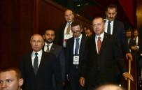 DOĞALGAZ BORU HATTI - Türkakım'da Tarihi Gün