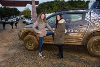 HACI SABANCI - Turkcell Platinum Offroad Challenge Ünlülerin Akınına Uğradı