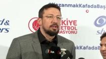 BASKETBOL TAKIMI - Türkiye Basketbol Federasyonu Başkanı Hidayet Türkoğlu Açıklaması