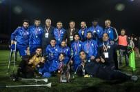 TÜRKIYE KUPASı - Türkiye Kupası Şahinbey'in