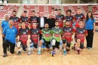 HALK EĞİTİM - Voleybol 2. Lig'de Odunpazarı Fırtınası
