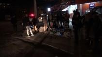 Aksaray'da Kamyonet İle Motosiklet Çarpıştı Açıklaması 1 Ölü, 1 Yaralı