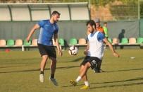 CENGIZ AYDOĞAN - Alanyaspor'da Malatyaspor Maçı Mesaisi