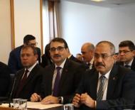 DOĞALGAZ BORU HATTI - Bakan Dönmez'den Sinop Nükleer Santrali Açıklaması