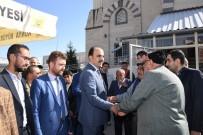 CUMA NAMAZI - Başkan Altay Açıklaması 'Hemşehrilerimizle İç İçe Olmak Bize Güç Veriyor'
