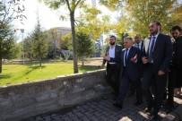 MIMARSINAN - Başkan Büyükkılıç Mimarsinan Bahçelievler Mahallesini Ziyaret Etti