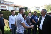 CEMİL MERİÇ - Başkan Toçoğlu, Üniversite Öğrencileriyle Bir Araya Geldi