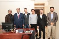 Belediye Başkanı Çiftçi İHA'yı Ziyaret Etti