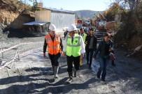 KARADERE - Bolu'da, 3 Bin 674 Metrelik Karadere Tüneli Tamamlandı