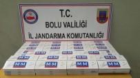 Bolu'da, Kaçak Sigaralarla Yakalanan 3 Kişi Gözaltına Alındı