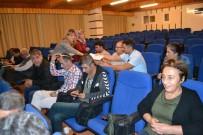 SAĞLIĞI MERKEZİ - Bozyazı'da Aile Hekimlerine 'Kronik Hastalıkların İzlenimi' Eğitimi