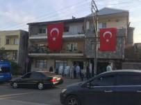 Bursa'ya Şehit Acısı Düştü...Evine Bayrak Asıldı