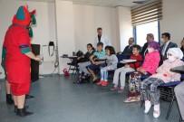 CELAL BAYAR ÜNIVERSITESI - Büyükşehir Lösemili Çocuklara Moral Oldu