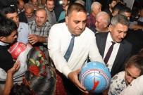 GÜNEŞ ENERJİSİ SANTRALİ - Can Açıklaması 'Vatandaşın Acısını, Sevincini Paylaşmayan Belediye Başkanı Olamaz'
