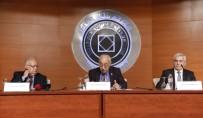 BASIN HÜRRİYETİ - Cindoruk Açıklaması 'Kamu Otoritesi Her Zaman Yasama Ve Yargıyla Denetlenmeli'