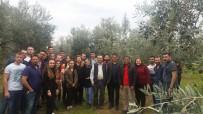 ÇOMÜ'lü Öğrencilerden Teknik Gezi