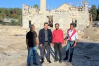 NEMRUT - Çukurova'nın Ayasofyasının Restorasyonunda Sona Gelindi
