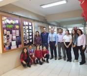 YEMEK TARIFLERI - Cumhuriyet Ortaokulu Erasmus Kapsamında Geliştirdiği Proje Hibe Almaya Hak Kazandı