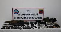 Diyarbakır'da Saldırı Hazırlığındaki 3 Terörist Sağ Ele Geçirildi