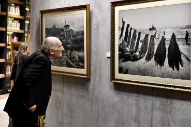 Dünyaca ünlü foto muhabir Ara Güler Üsküdar'da anıldı