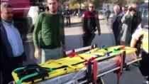 Edirne'de Kalorifer Kazanı Patladı Açıklaması 3 Yaralı