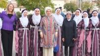 Emine Erdoğan Açıklaması 'Terör Örgütleri Buradan Yükselen Işığı Asla Söndüremeyecek'